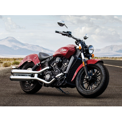 Motocycle | Indian Scout | Индиан