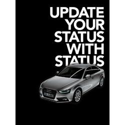 Audi | Update Your Status | Ауди