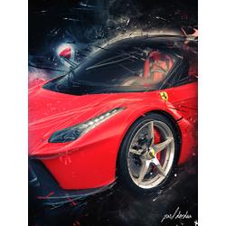 Ferrari Art | Феррари