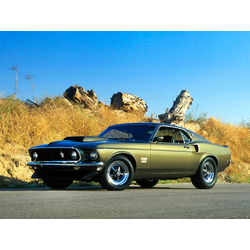 Ford Muscle Car | Форд