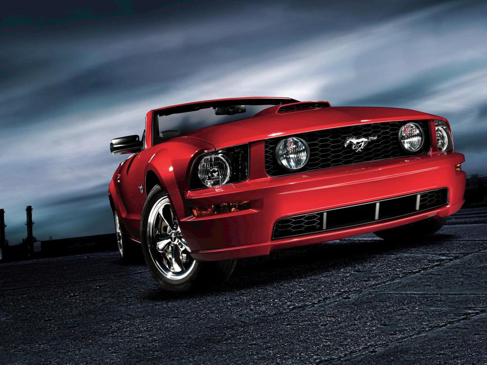 Ford Mustang | Форд Мустанг