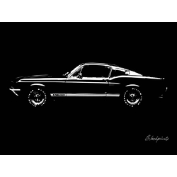 Ford Shelby GT500 | Форд Шелби