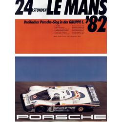 Porsche | Vintage Le Mans | Порше