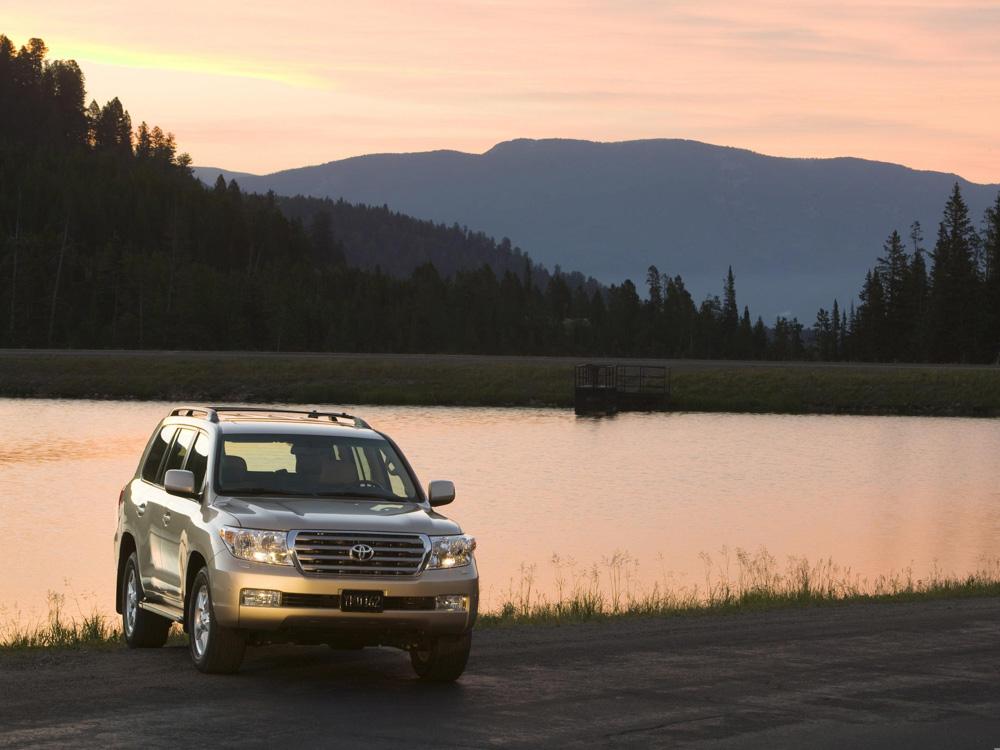Toyota Land Cruiser | Тойота