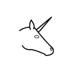 Minimal: unicorn | Единорог