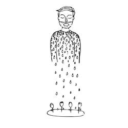 Minimal: rain | Дождь