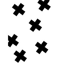 Minimal: cross | крест