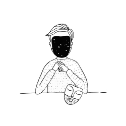 Minimal: mask | Маска