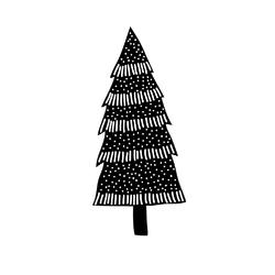 Minimal: christmas tree | Елка
