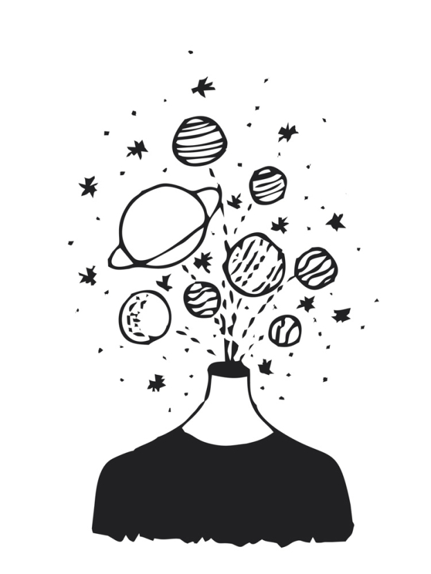 Minimal: space   Космос
