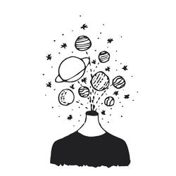 Minimal: space | Космос