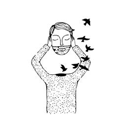Minimal: birds | Птицы