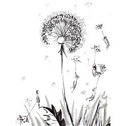 Illustration | Одуванчик