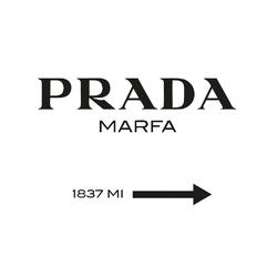 Prada Marfa | Прада