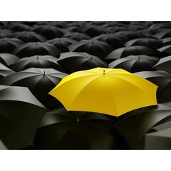 Umbrella yellow | Желтый зонт