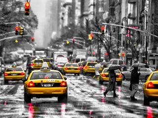 Категория постеров и плакатов Такси