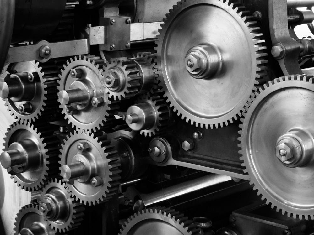 Gears | Шестеренки