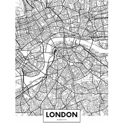 Map London | Карта Лондона