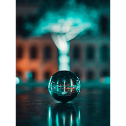 Metal ball | Металлический шар