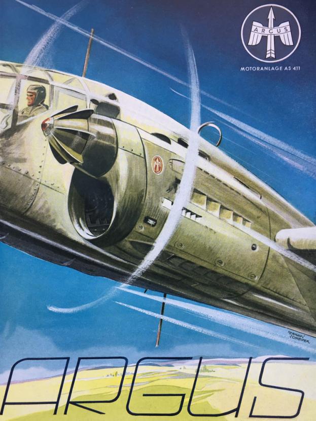 Plane ARGUS   Самолет