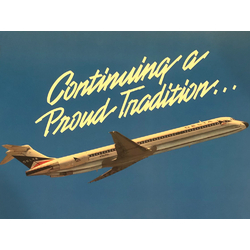 Plane | Continuing a Proud Tradition…