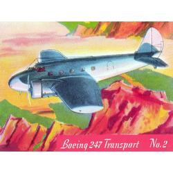 Plane | Boeing 247 Transport No.2