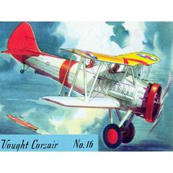 Plane | Vought Corsair No.16