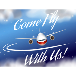 Plane | Come Fly With Us!