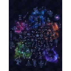 Constellations | Созвездия