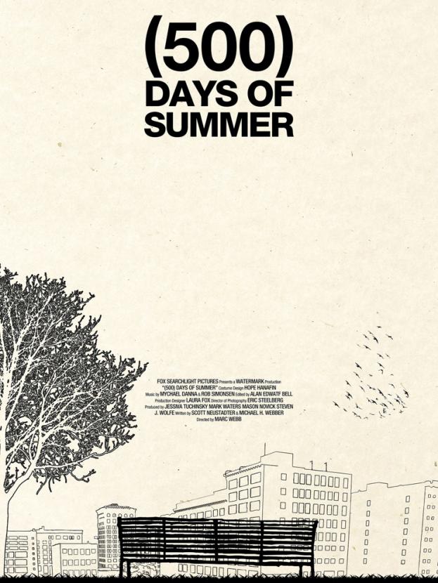 500 Days of Summer | 500 дней лета