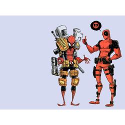 Deadpool & Spider man | Дэдпул и Человек Паук