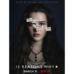 13 Reasons Why - Hannah Baker | 13 причин почему