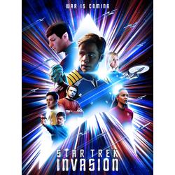 Star Trek - Invasion   Звездный путь