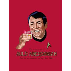 Star Trek - Auld Aberdonian   Звездный путь