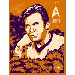 Star Trek (Коллекция постеров №3)   Звездный путь