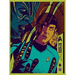 Star Trek - Beyond (Коллекция постеров №3)   Звездный путь