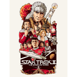 Star Trek - The Wrath of Khan   Звездный путь