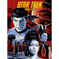 Star Trek - Amok Time (Коллекция постеров №5)   Звездный путь