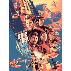 Star Trek - The Future Begins   Звездный путь