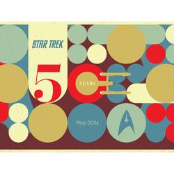 Star Trek - 50 Years   Звездный путь