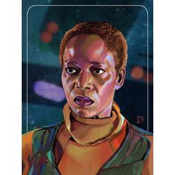 Star Trek - Lily Sloane   Звездный путь