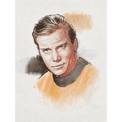 Star Trek - James Tiberius Kirk (Коллекция постеров №1)   Звездный путь