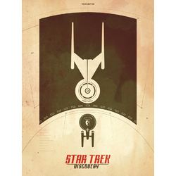 Star Trek - Discovery   Звездный путь