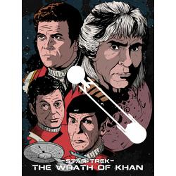 Star Trek - The Wrath of Khan (Коллекция постеров №2)   Звездный путь