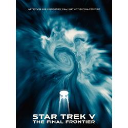 Star Trek - The Final Frontier   Звездный путь