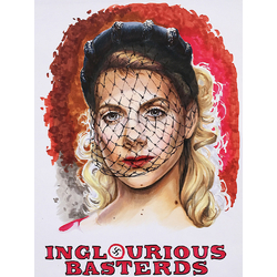 Inglourious Basterds - Shosanna Dreyfus | Бесславные ублюдки