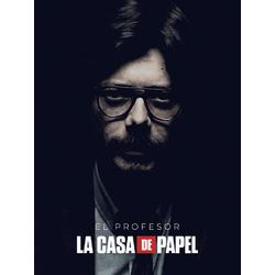 La casa de papel - El Profesor   Бумажный дом