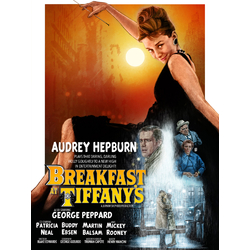 Breakfast at Tiffany's   Завтрак у Тиффани