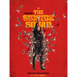 Suicide Squad 2 - Ratcatcher (Коллекции постеров)   Отряд самоубийц 2 - Крысолов