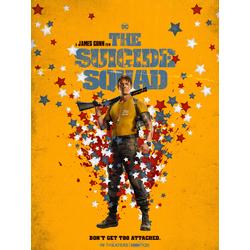 Suicide Squad 2 - Rick Flag (Коллекции постеров)   Отряд самоубийц 2 - Рик Флэг